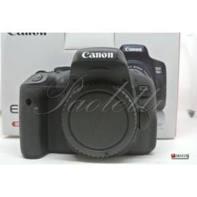 Canon Eos 750D Usata