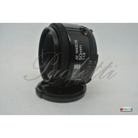 Nikon AF Nikkor 50 mm 1:1.8 Usata