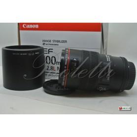 Canon EF 100 mm 1:2.8 L IS Macro  USM Usato