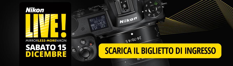 Nikon live
